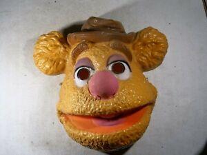 Masque César n° 0252 Fozzie The Muppets Show ancien RARE