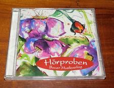 CD Hörproben Bauer Musikverlag TON PROGRAMM gesundheit MEDITATION audio G.BAYER
