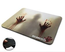 The Walking Dead Zombie Premium Quality Flexible Rubber Mouse Mat / Mouse Pad