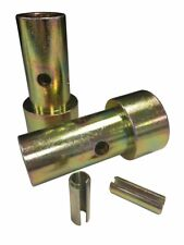 """RanchEx 102076 Adapter Bushing Kit for Cat. 2 Quick Hitch - 1-7/16"""" Od, 1-1/8"""" I"""