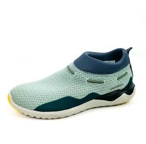 Merrell Womens Shoes Mesh Glove Sneaker Shoes Slip On Blue Surf 6.5 M