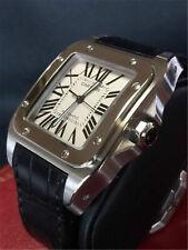 Cartier Santos 100 Men's Automatic Watch