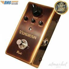 VEMURAM Boost pedal Budi Vemram genuine from JAPAN F/S