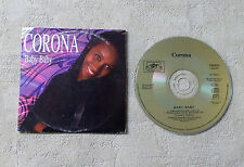 "CD AUDIO INT / CORONA ""BABY BABY"" 1995 CD SINGLE 2T AIRPLAY RECORDS 851 994-2"