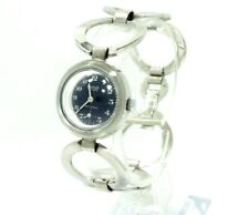 Vintage Contemporary MANIUS Domed Bubble Crystal 17 RUBIS Jewel Winding Watch