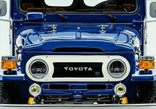Toyota FJ40 classic Landcruiser Automotive Art Limited Edition Signed Art Prints