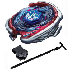 4D Beyblade Big Bang Pegasis BB105 with Launcher Metal Fusion Fight Kids Toys