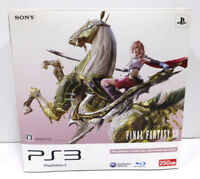 PlayStation 3 250GB FINAL FANTASY XIII LIGHTNING EDITION CEJH-10008 sony