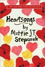 NEW - Heartsongs by Stepanek, Mattie J.T.