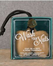 Hello Handsome Wash Your Nuts Novelty Christmas Birthday Gift Soap-On-A-Rope