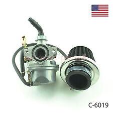 Carburetor W/air filter For 4 stroke 50cc 70cc 90cc 110cc ATV Dirt Bikes Gokarts