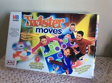 Twister moves. MB jeux