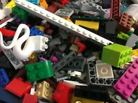 LEGOS 100% by the Pound Bulk lot Lego Star Wars City Bricks parts pieces