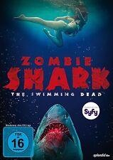 ZOMBIE SHARK-THE SWIMMING DEAD  DVD NEU