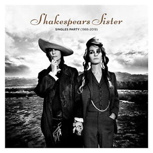 Shakespear's Sister : Singles Party (1988-2019) CD (2019) ***NEW*** Great Value