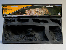 WOODLAND SCENICS MOLD BASE ROCK O HO N O GAUGE train scenery scene WDS 1243 NEW