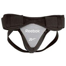 New Reebok junior hockey goalie jock cup K101 strap RBK jr. support ice