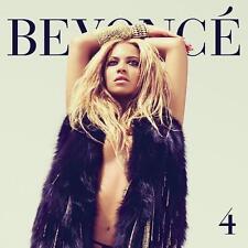 """4 di Beyoncé"""" (2011), nuovo OVP, CD"""