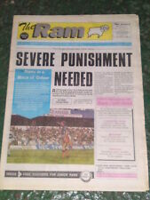 The Ram Newspaper  #5 1989-90