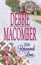 204 Rosewood Lane (Cedar Cove, Book 2) by Macomber, Debbie