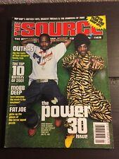 The Source Magazine, January 2002, Outcast