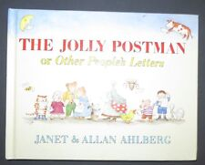 Jolly Pocket Postman Small HB All Letters VGC Janet Allan Ahlberg Other People's