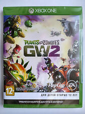 Plants vs Zombies: Garden Warfare 2 Microsoft Xbox One PAL Brand New