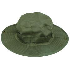 Chapeau de peche- Chapeau de soleil pour randonnee peche camping vert fonce)L9K8
