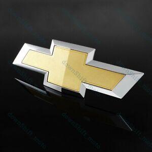 For 2014-2019 Chevy Silverado 1500 Colorado Tailgate Bowtie Bow tie Emblem New