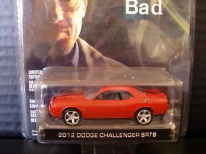 Greenlight 2012 Dodge Challenger SRT8 Breaking Bad Red 1/64 Die Cast