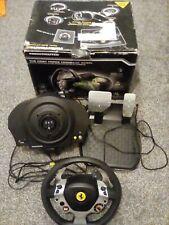 Faulty Thrustmaster ferrari 458 italia edition tx racing wheel for xbox one/pc