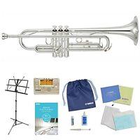 YAMAHA / YTR-3335S Yamaha Standard trumpet silver reverse tube YTR-3335S