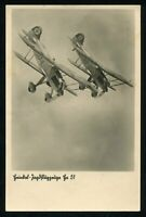 WW2 WWII Germany 3rd Reich Picture Postcard Hitler Luftwaffe Vintage RPPC 1940