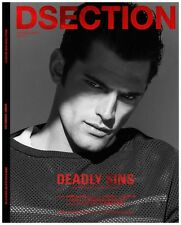 Dsection Magazine Sean O'Pry Cover 1 NEW