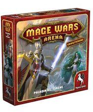 Mage Wars Arena Paladin vs. Sirène Pegasus Jeux Jeu de stratégie Démon Magie NEUF