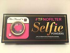 Too Faced # tfnofilter SELFIE Polvos Filtro de Luz Foto Auxiliar polvos