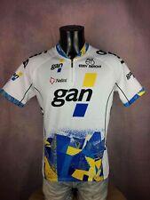 GAN Team Maillot Jersey Eddy Merckx Nalini True Vintage 1996 Made in Italy Tour