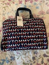 Tommy Hilfiger Usa Cosmetic Case Navy Blue, White and Red, Travel Bag Organizer