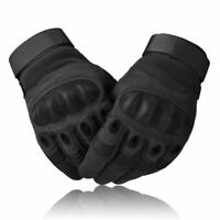 Tactical Army Military Gloves Combat Airsoft Hard Knuckle Full Finger Gloves