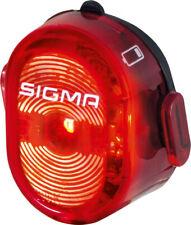 Sigma LED Fahrrad Batterie Rücklicht Cubic StVZO Batterierücklicht schwarz