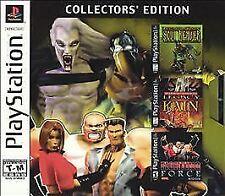Eidos Collectors' Edition (Sony PlayStation 1, 2002)