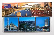 Melbourne Australia, Photo, Image, Fridge Magnet, Souvenir.