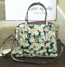 Kate Spade Maise Cedar Street Daisy Satchel Bag Purse Crossbody Multicolor New