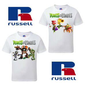 Boys T-shirt Plants VS Zombies