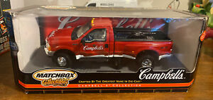 Matchbox Campbell's Collection Diecast 1999 Ford F-350 Super Duty SEALED