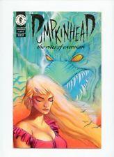 Pumpkinhead The Rites of Exorcism #1 Dark Horse Comics