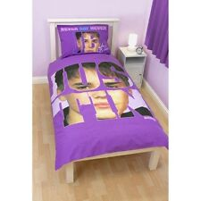 Autograph Never Say Never Justin Bieber Single Bed Polycotton Duvet Set