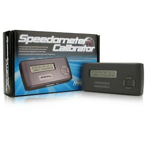 Hypertech 732501 Speedometer/Odometer Recalibration Programmer