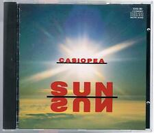 CASIOPEA SUN CD MADE IN JAPAN