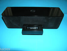 EMPIRE IF330 Multimedia Speaker Black Dock for iPhone / iPod (Case & AC Adapter)